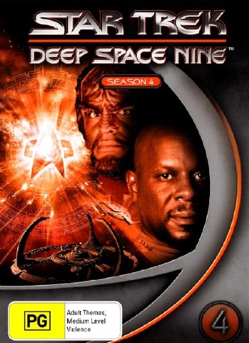 Star Trek Deep Space Nine Season 04 DVD Box Set | DVD