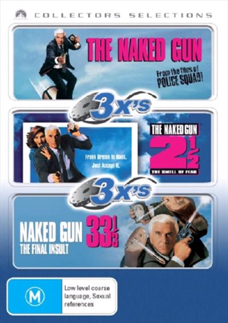 Should I Watch..? The Naked Gun 2 1/2: The Smell Of Fear