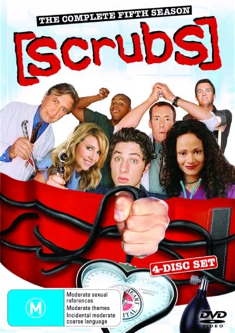 Scrubs - Season 05 | DVD
