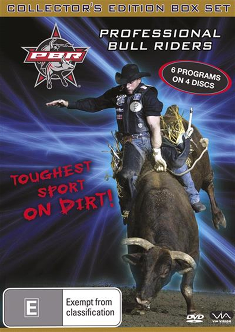 Professional Bull Riders The Toughest Sport On Dirt