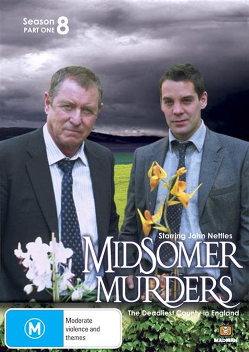 Midsomer Murders - Season 08 - Part 01 Box Set