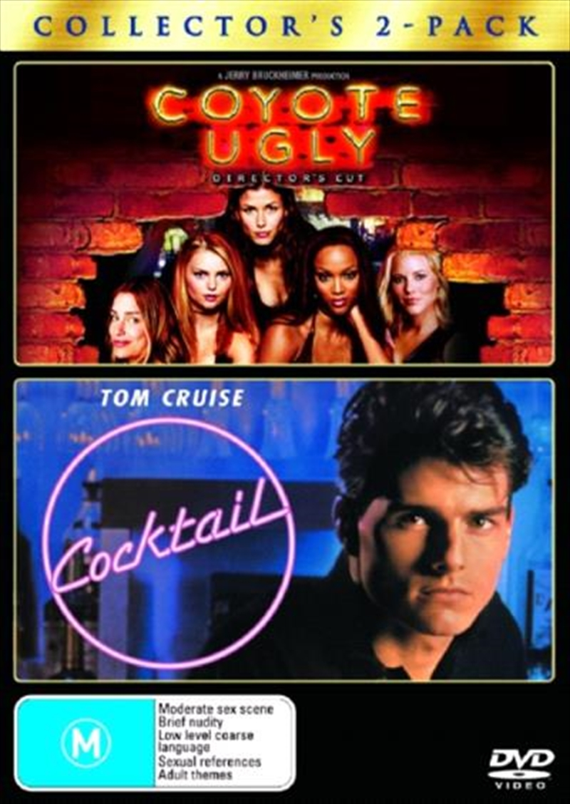Coyote Ugly  /  Cocktail | DVD