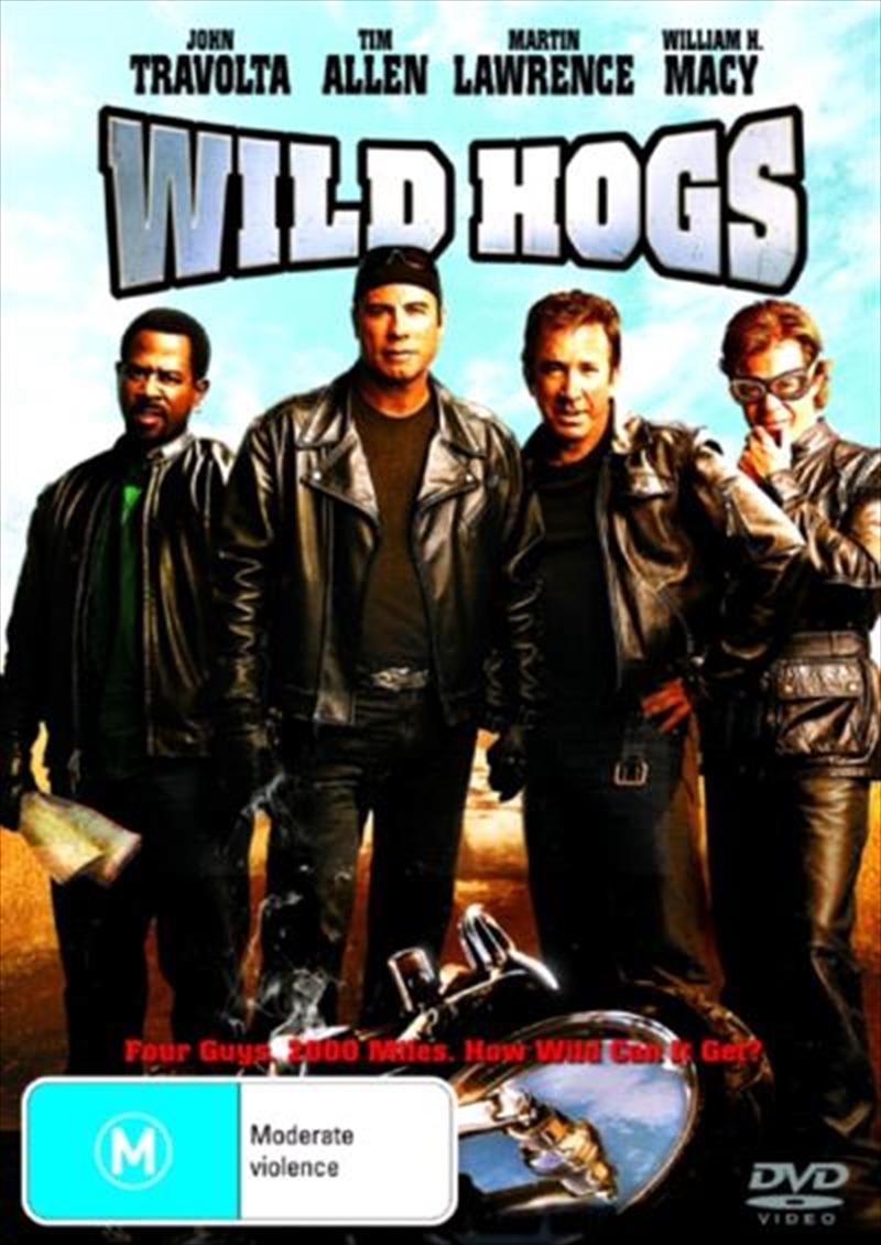 Wild Hogs | DVD