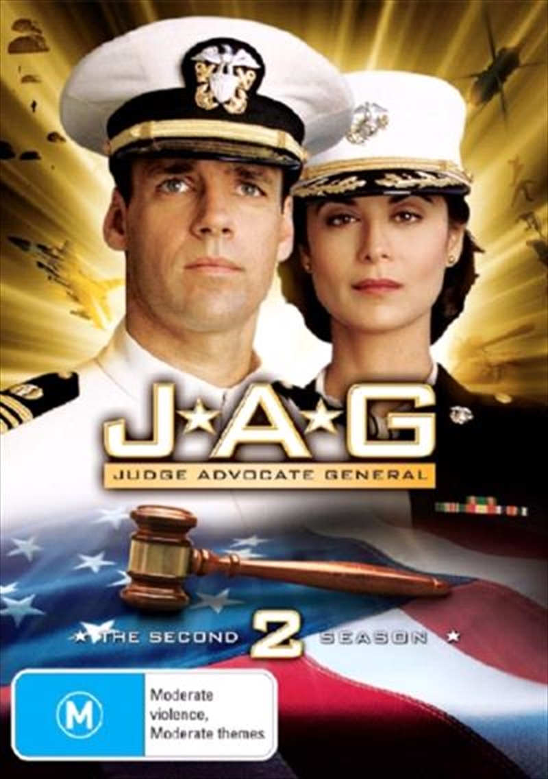 JAG - Season 02 | DVD