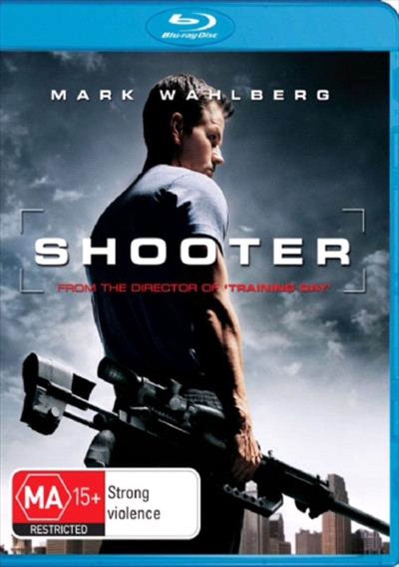 Shooter | Blu-ray
