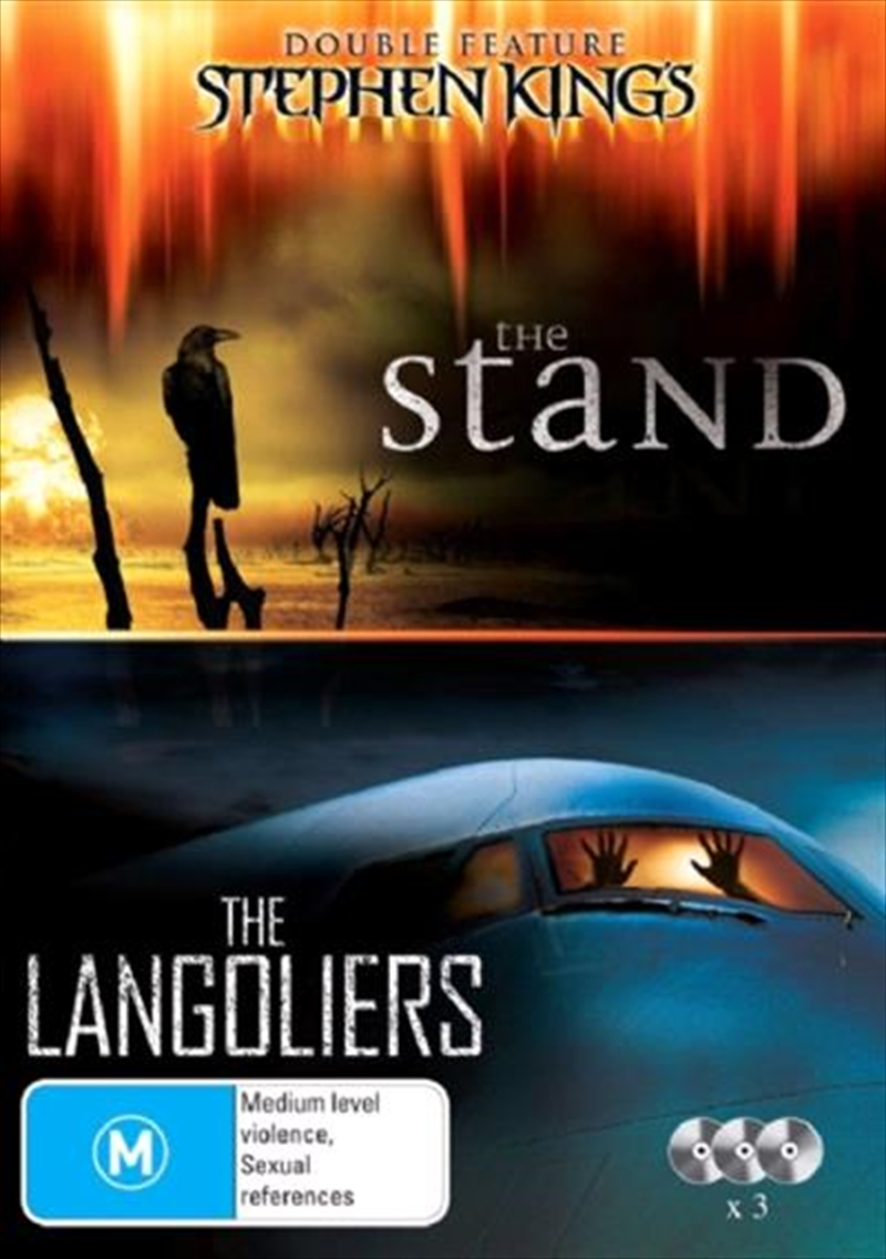 Stephen King - The Langoliers / The Stand | DVD