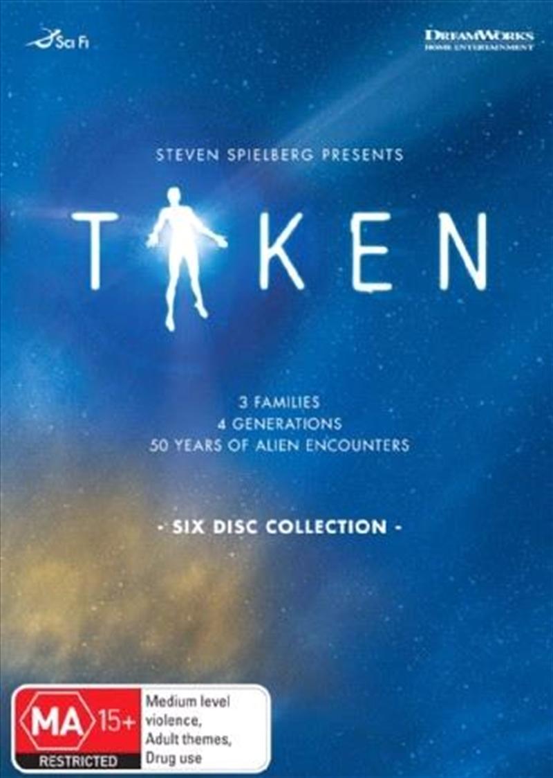 Taken | DVD