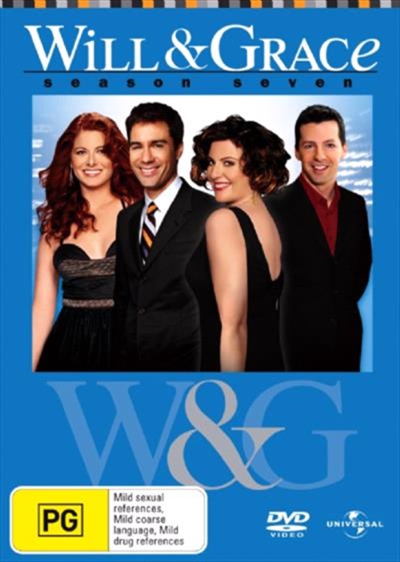 Will and Grace - Season 07 | DVD
