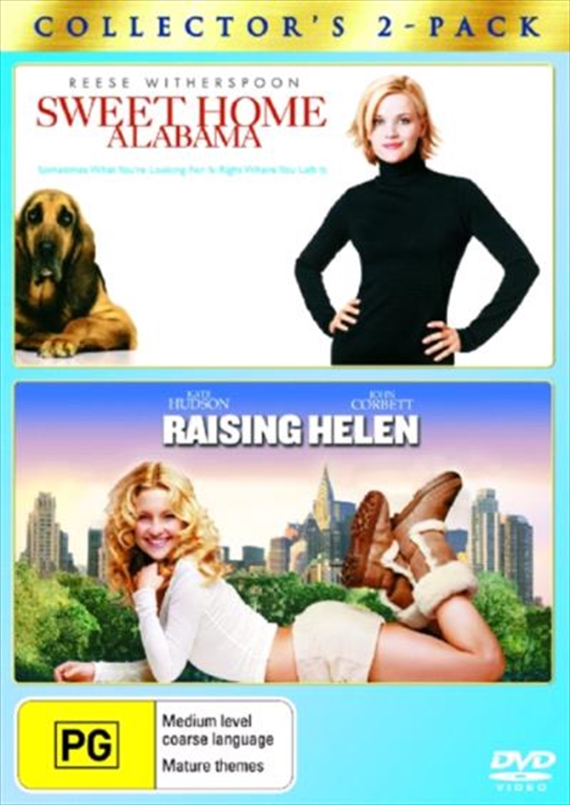 Raising Helen  / Sweet Home Alabama | DVD