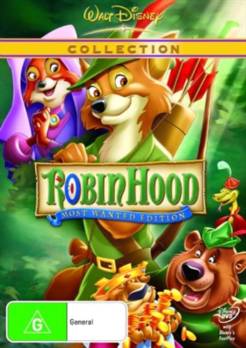 Robin Hood  Special Edition | DVD