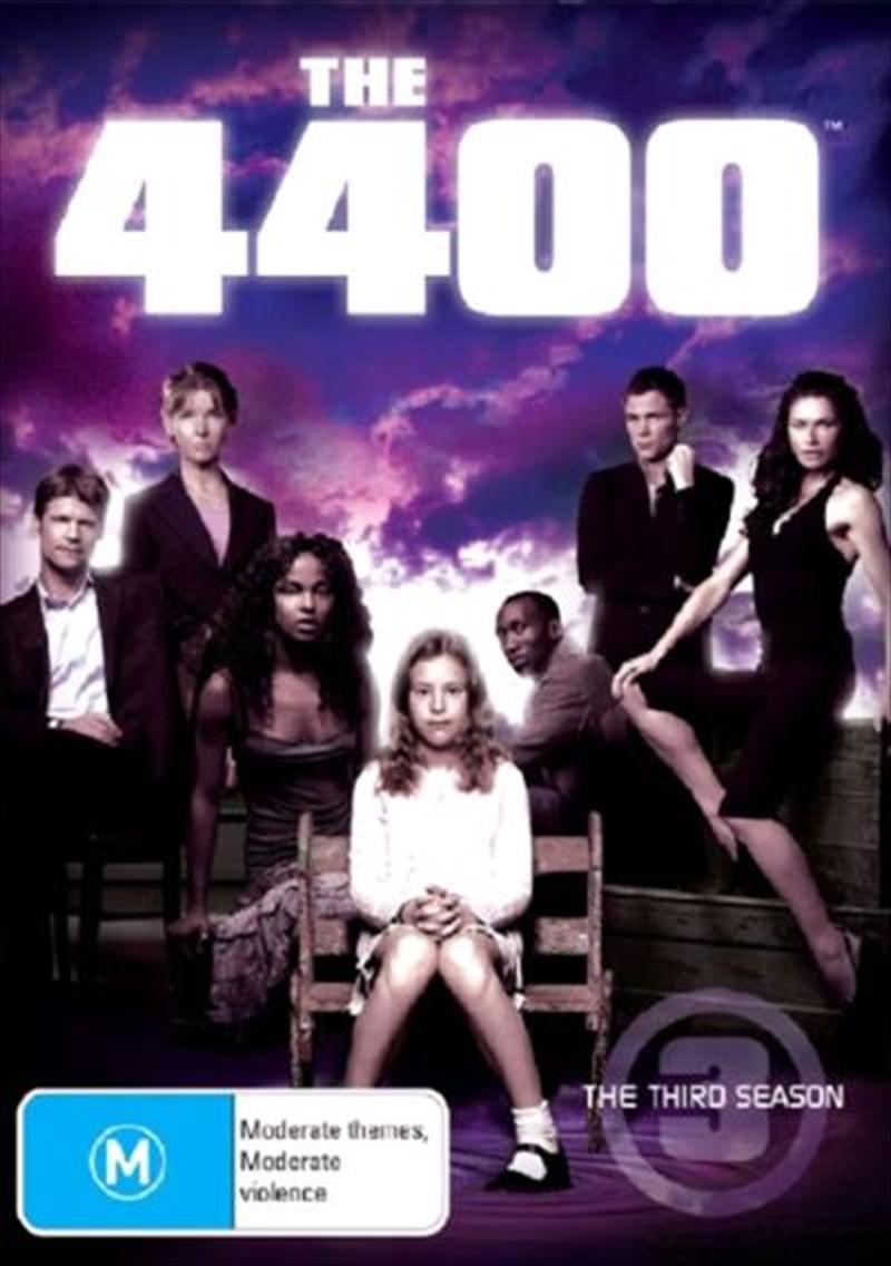 4400, The - Season 03 | DVD
