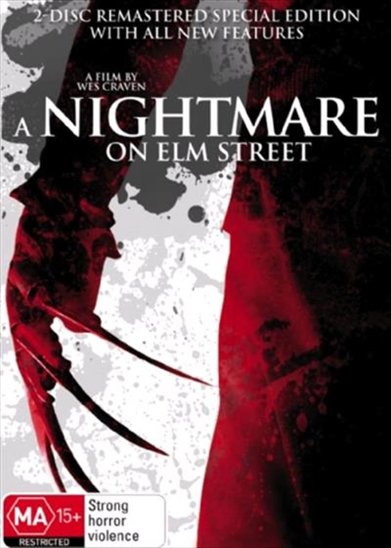 Nightmare On Elm Street - Remastered Horror, DVD | Sanity