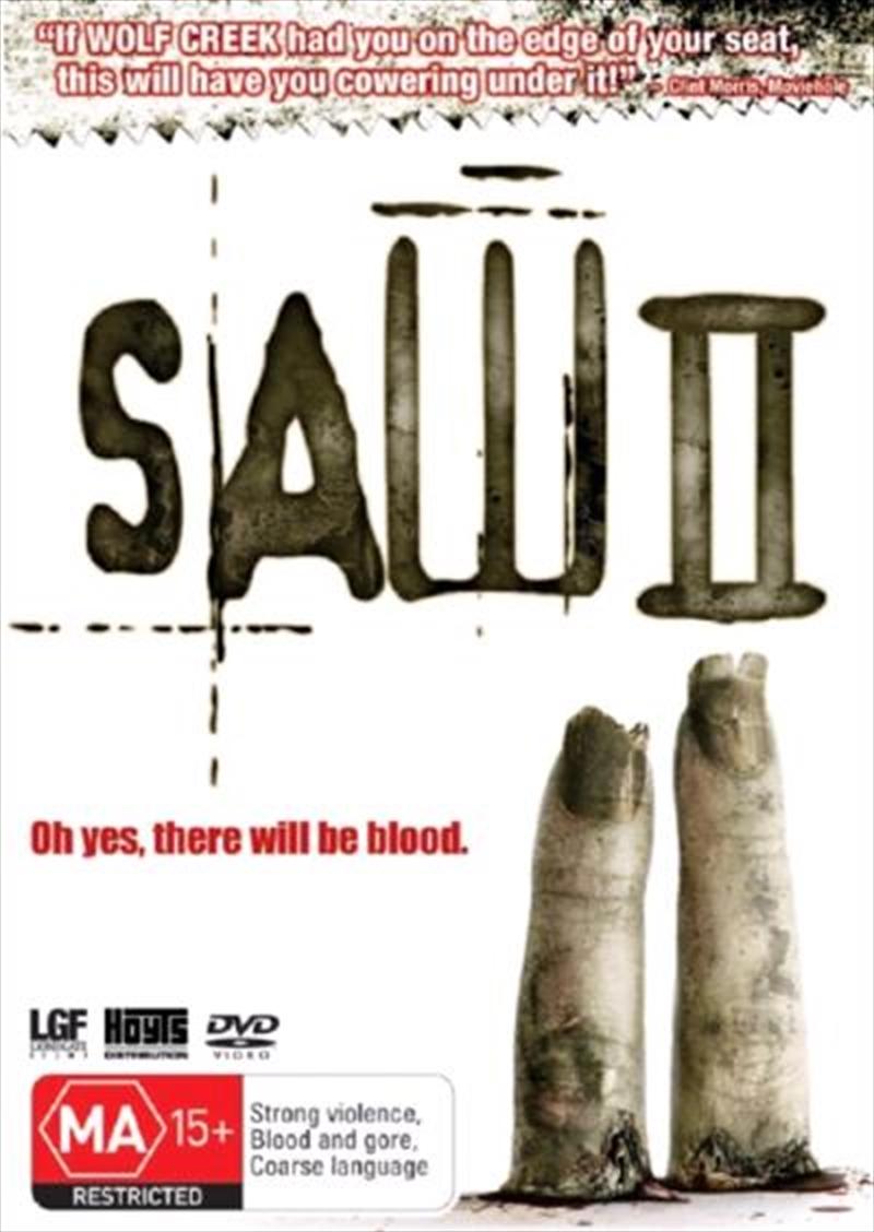 Saw II | DVD
