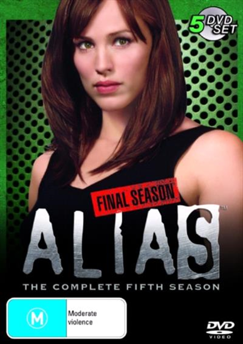 Alias - Season 05 | DVD