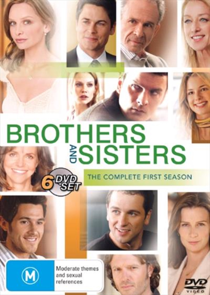 Brothers And Sisters - Season 01 | DVD