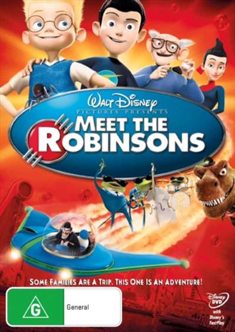 Meet The Robinsons | DVD