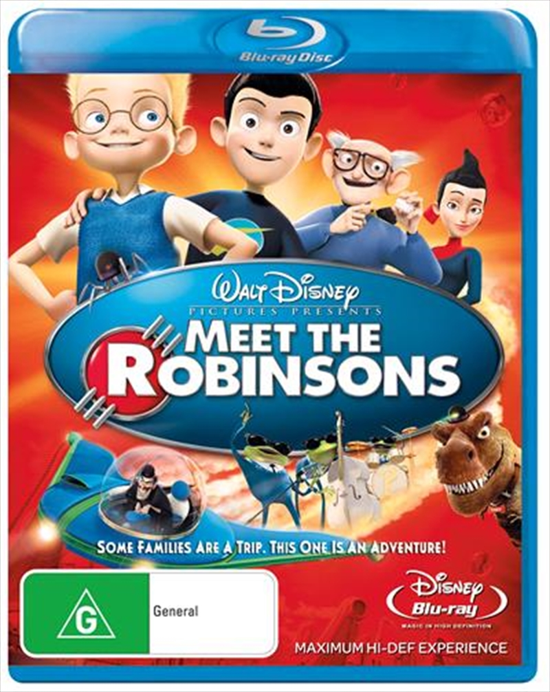 Meet The Robinsons | Blu-ray