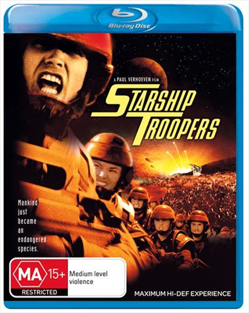 Starship Troopers | Blu-ray
