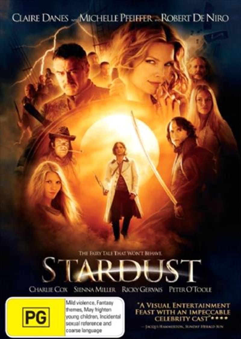 Stardust | DVD