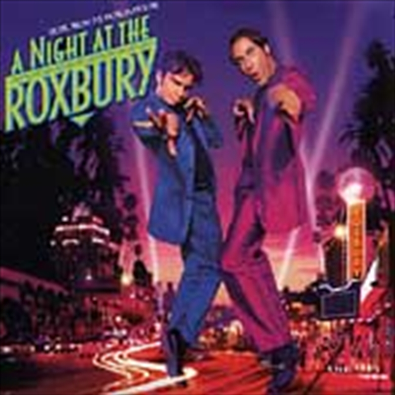A Night At The Roxbury Soundtrack Cd Sanity