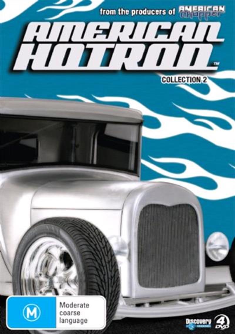 American Hot Rod: Season 2 | DVD
