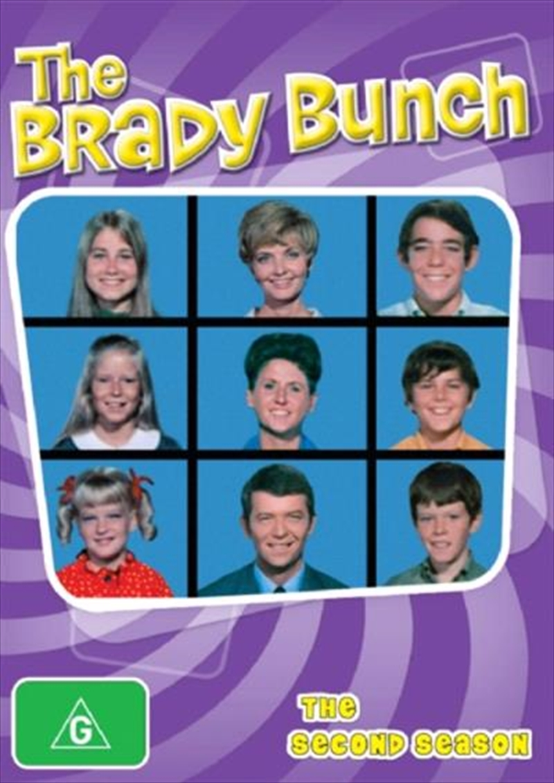 Brady Bunch, The  - Season 02 | DVD