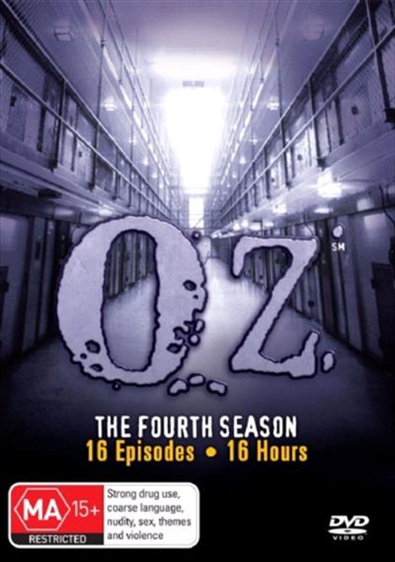 Oz - Season 04 | DVD