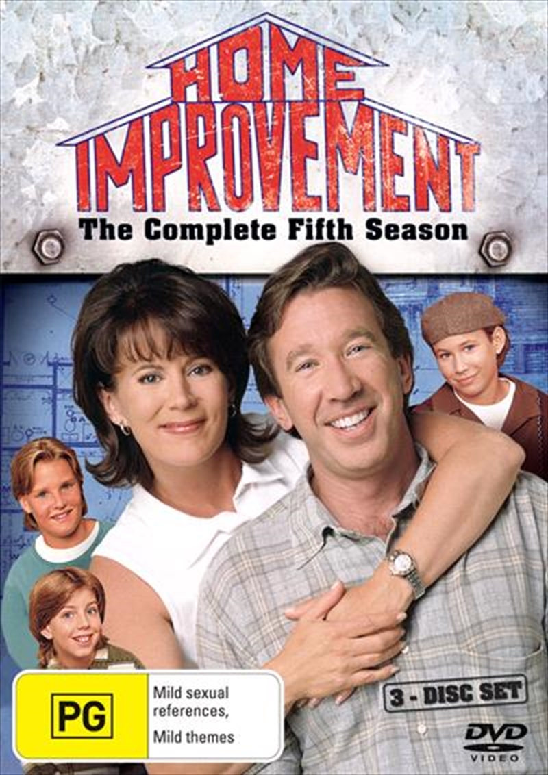Home Improvement - Season 05 | DVD