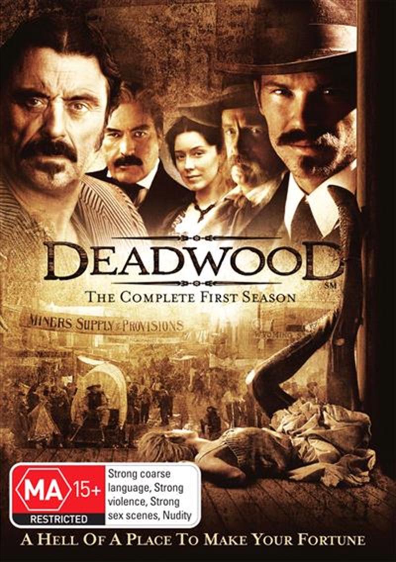 Deadwood - Season 1 | DVD