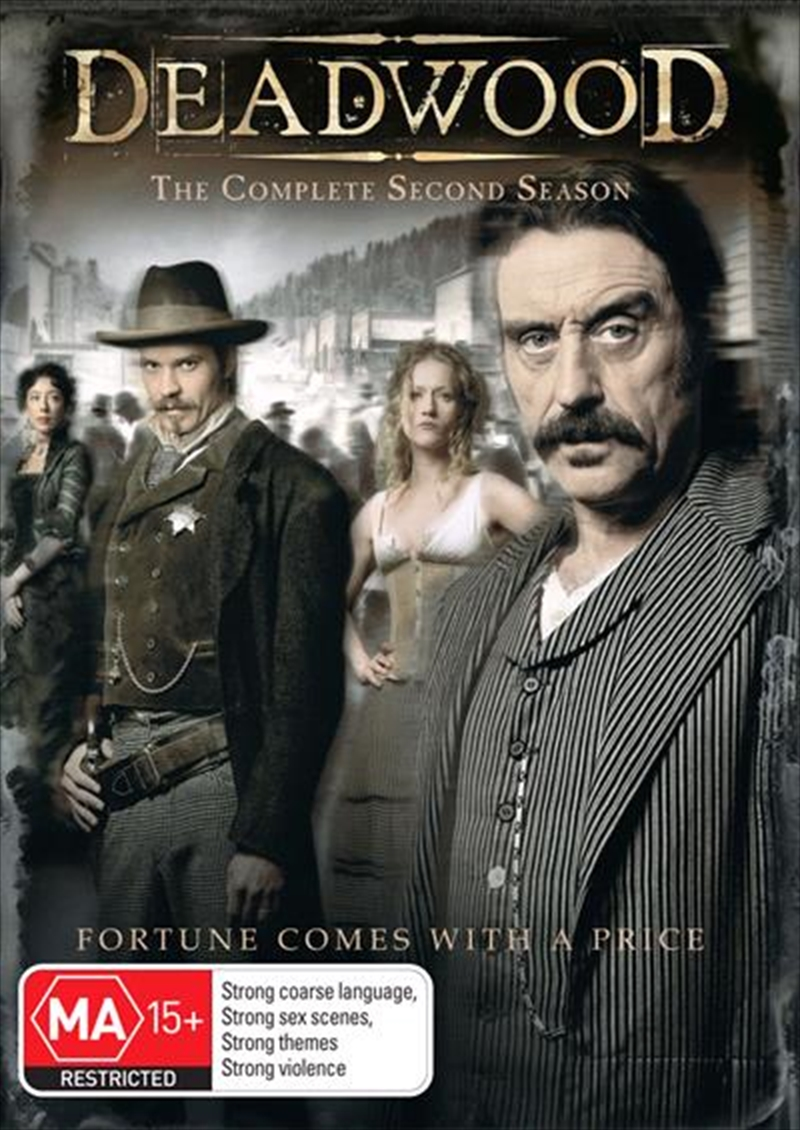 Deadwood - Season 2 | DVD