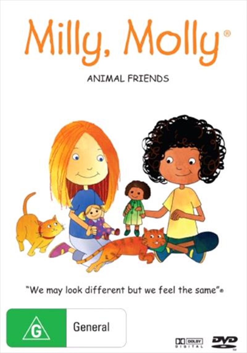 Milly, Molly - Animal Friends | DVD