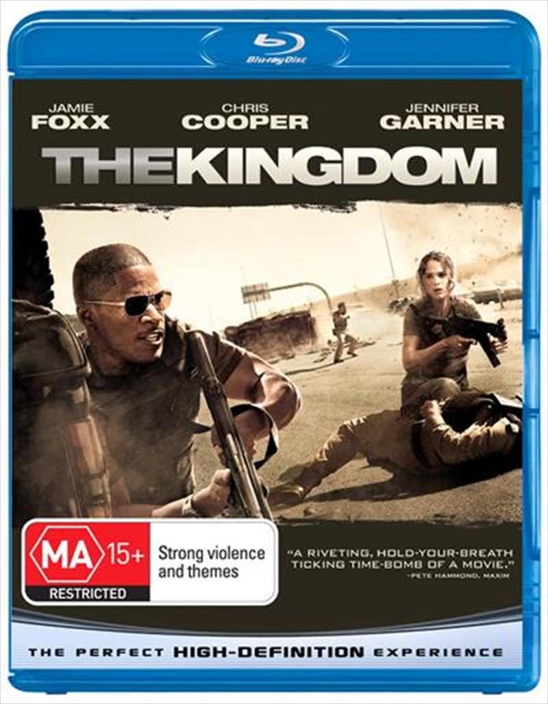 Kingdom, The | Blu-ray