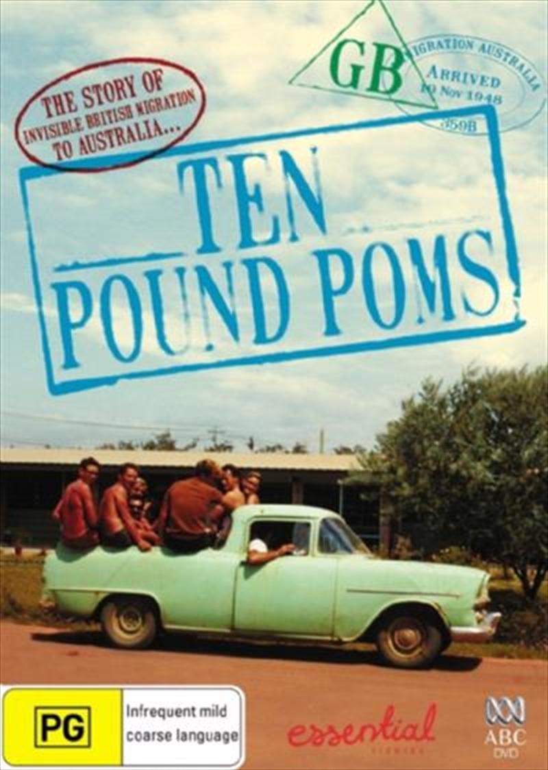 Ten Pound Poms | DVD