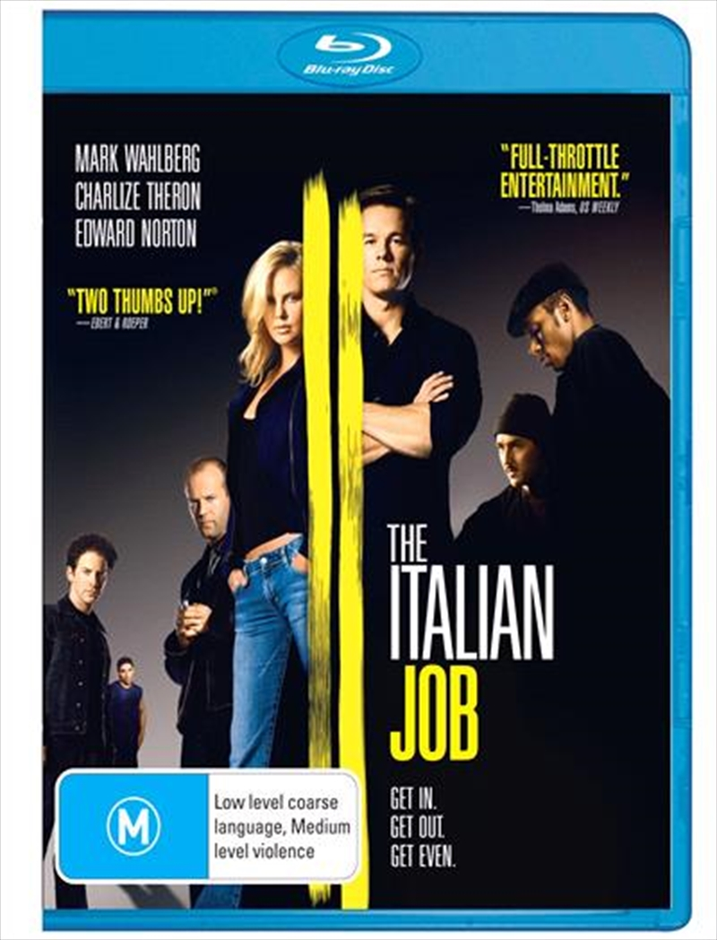 Italian Job, The | Blu-ray