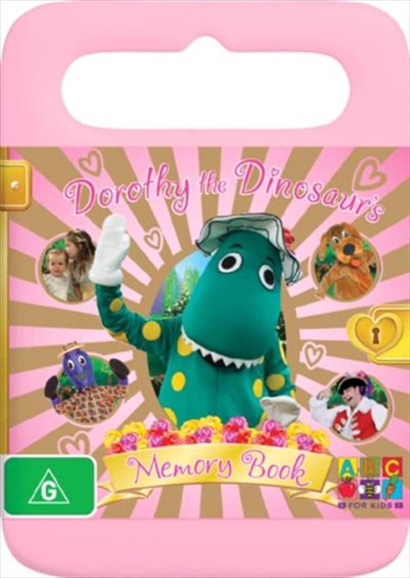 Dorothy The Dinosaur - Memory Book | DVD