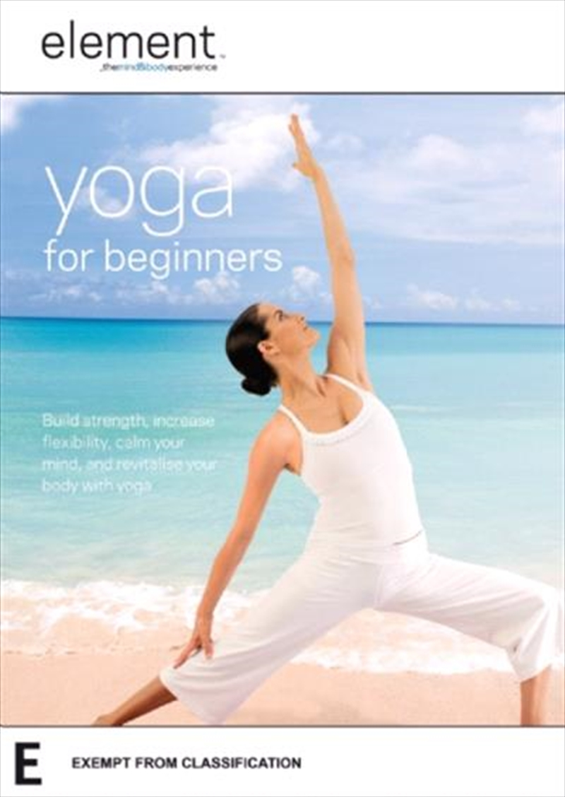 Element:  The Mind And Body Experience -  Yoga For Beginners | DVD
