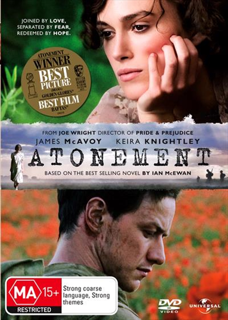 Atonement | DVD