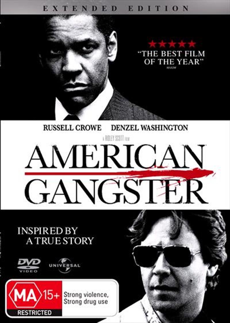 American Gangster | DVD