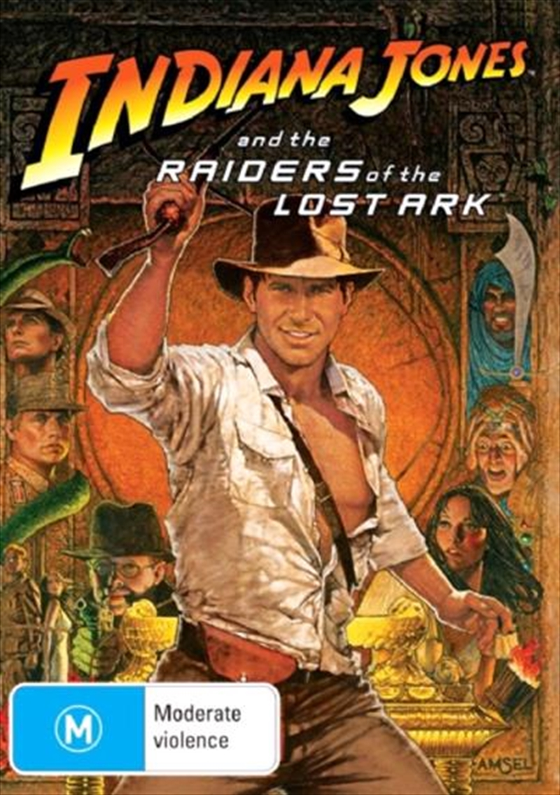 Indiana Jones And The Raiders Of The Lost Ark   - Special Edition | DVD