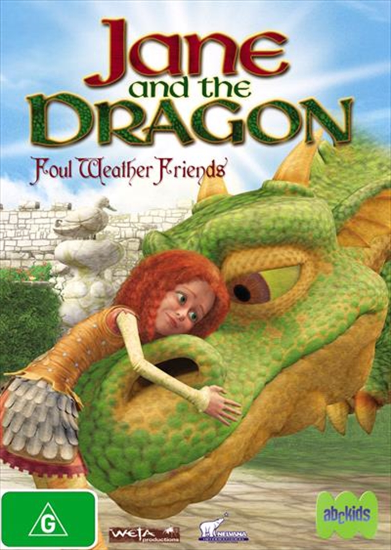 Jane And The Dragon - Foul Weather Friends ABC, DVD | Sanity