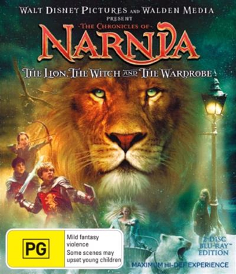 Chronicles Of Narnia, The | Blu-ray