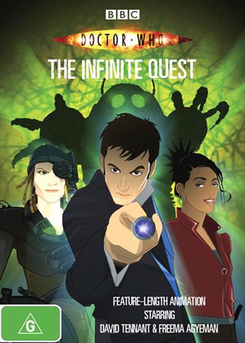 Doctor Who  - The Infinite Quest | DVD
