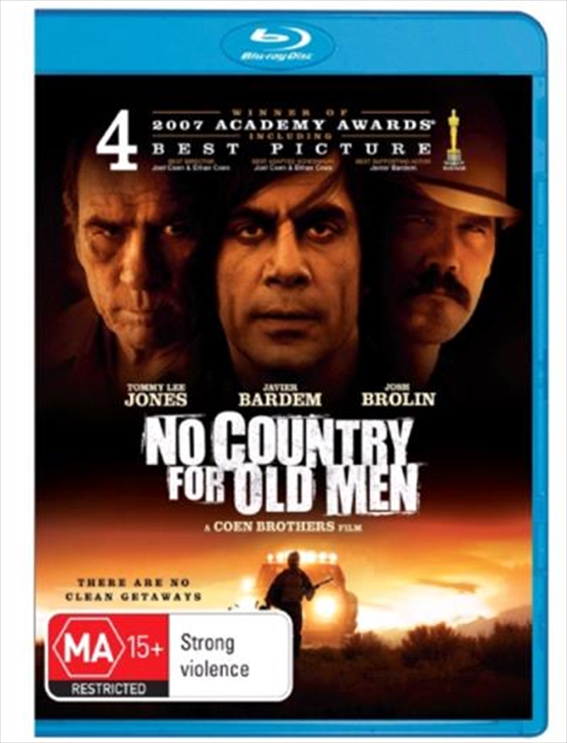 No Country For Old Men | Blu-ray