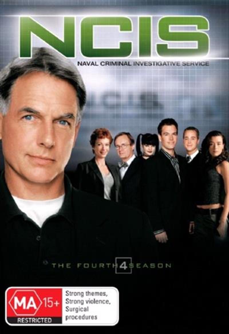 NCIS - Season 4 | DVD