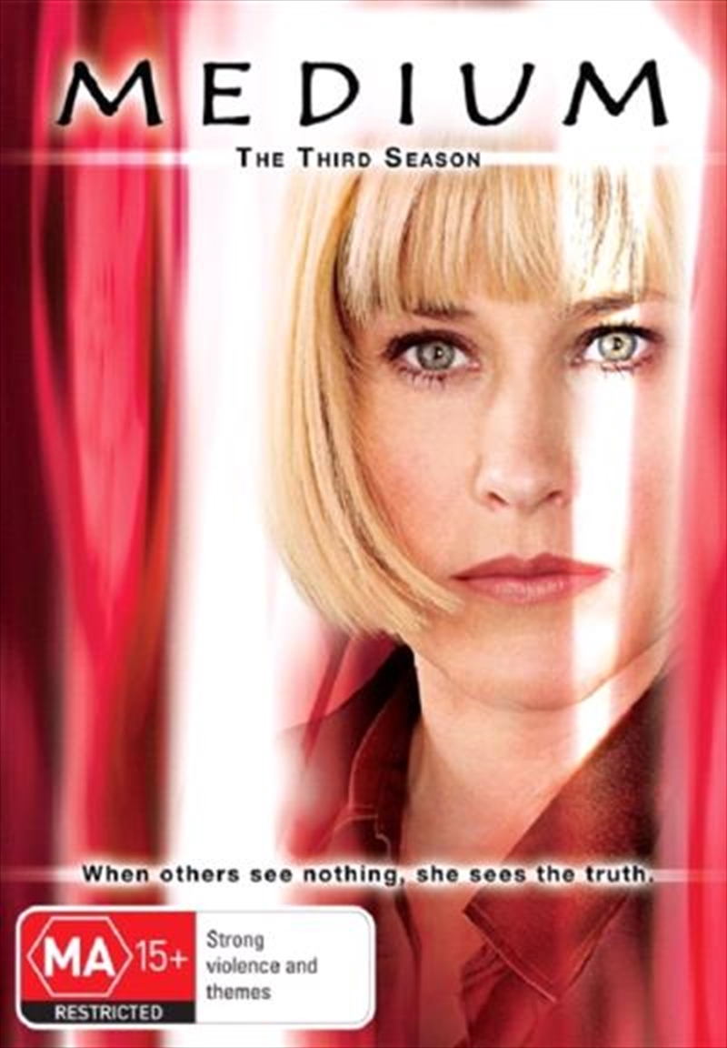 Medium - Season 03 | DVD