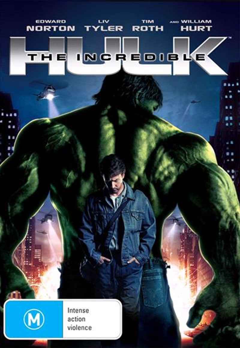 Incredible Hulk, The | DVD
