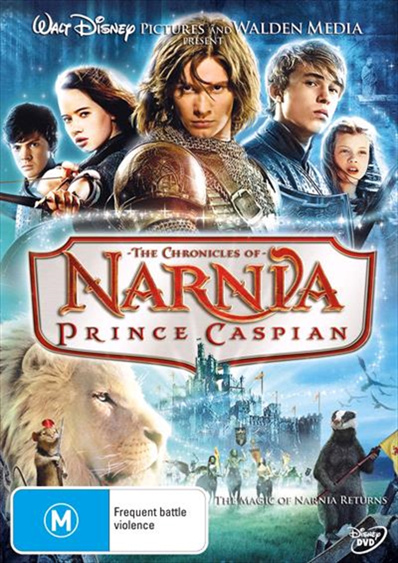 Chronicles of Narnia - Prince Caspian, The | DVD