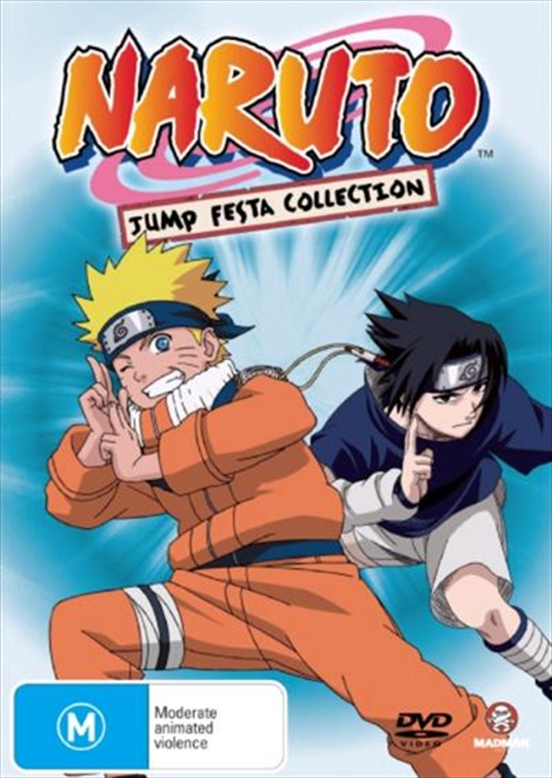 Naruto - Jump Festa Collection | DVD