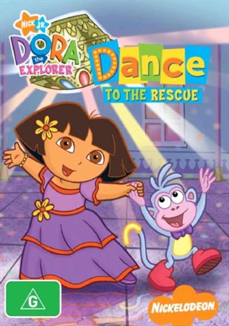 Dora The Explorer - Dance To The Rescue | DVD