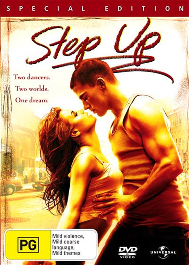 Step Up  - Special Edition | DVD